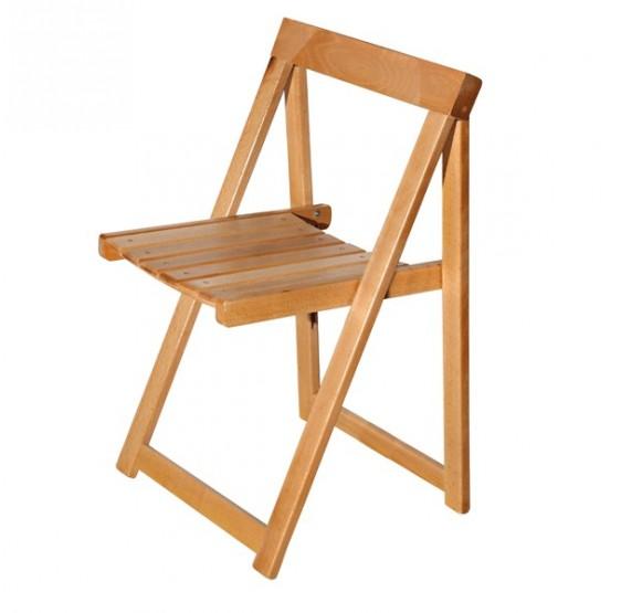 Sillas plegables de madera al mejor precio - Sillas de madera precios ...
