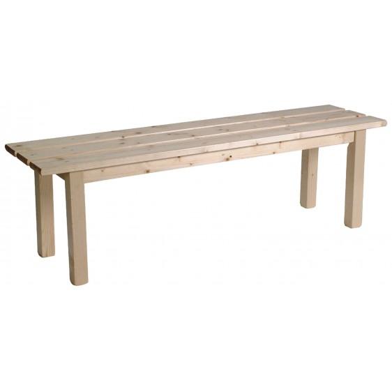 Bancos de madera baratos - Banco jardin barato ...