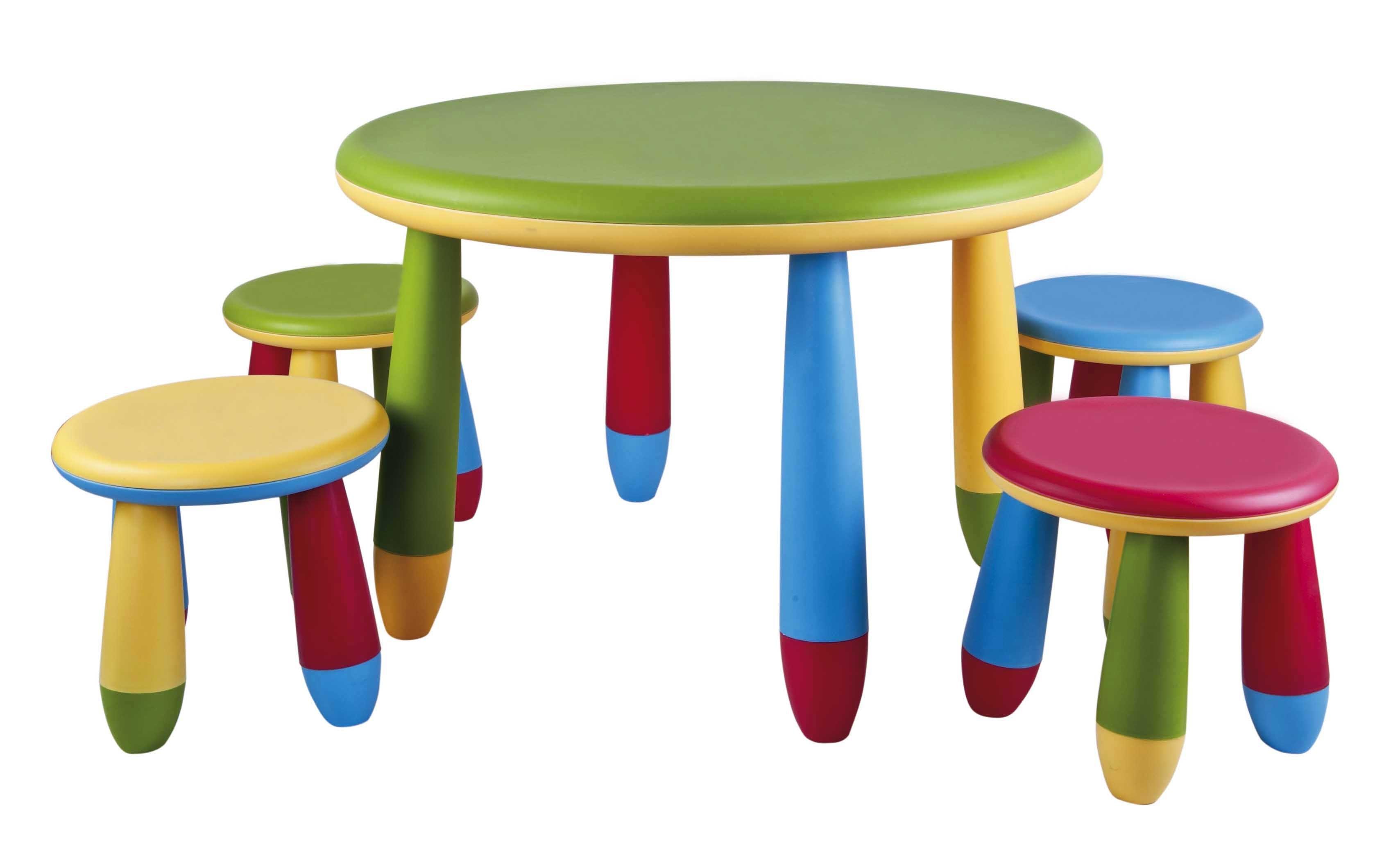 Impresionante silla y mesa para ni os todo - Sillas plasticas baratas ...